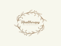 Healtheraphy Logo design