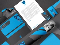 Techlynx branding and identity design