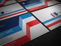 Franco Business Card Design
