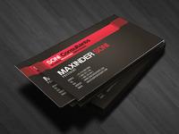 Soni consultants business card design 03