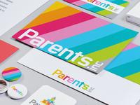 Parents Inc Branding Design