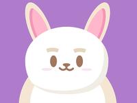 Bunny Rabbit Character Design