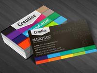 Creative business card 01