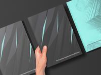 Sumitomo Corporation Corporate Brochure Design