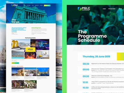 PGLC Branding and Web design