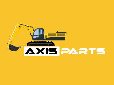 Axisparts branding dribbble