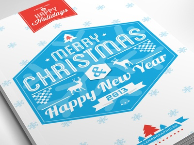 Typography Merry Christmas Card 2013  christmas merry christmas merry christmas card typography christmas card 2013 happy new year card happy new year 2013 2013 card typography christmas 2013 christmas card new year card new year 2013