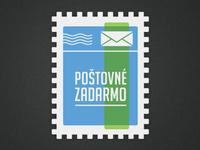Free Shipping / Poštovné zadarmo