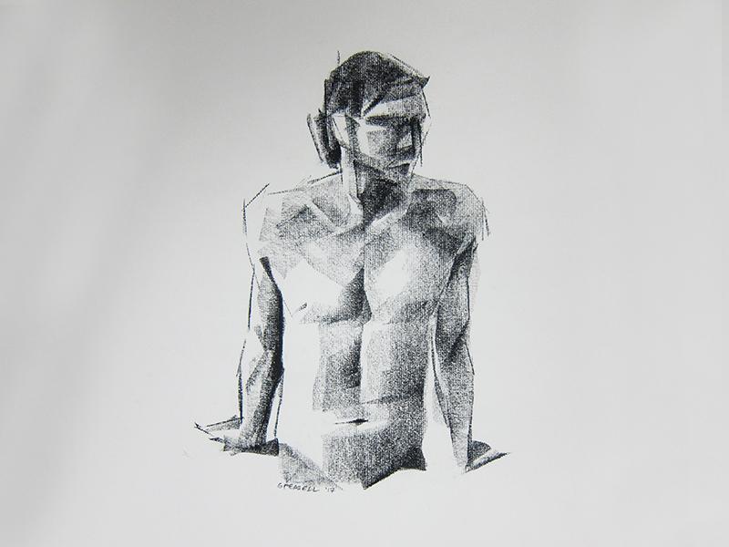 Fig 003 figuredrawing charcoal illustration