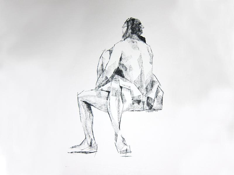 Fig 004 figuredrawing charcoal illustration