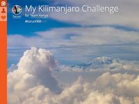 Fundraiser challenges