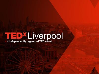 TEDxLiverpool aerial shot  aerial liverpool tedx