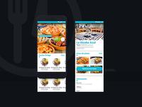 Prototipo de una app para reserva de restaurantes