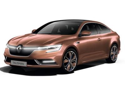 Renault Talisman Coupe 2020 Concept Design