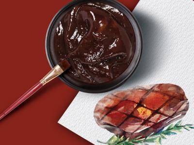 Rio Santo 'Sauce Palette' Ads