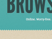 Online. Worry-free.