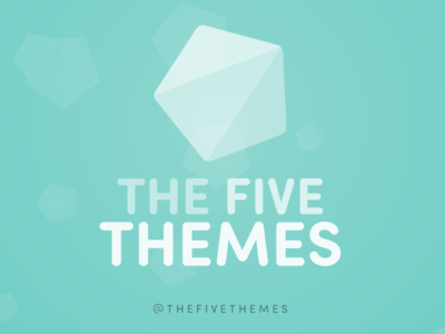 The Five Themes - branding
