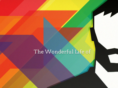 The Wonderful Life of... personal blog