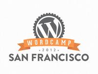 WordCamp San Francisco 2012 - identity
