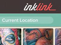 inklink app (detail)
