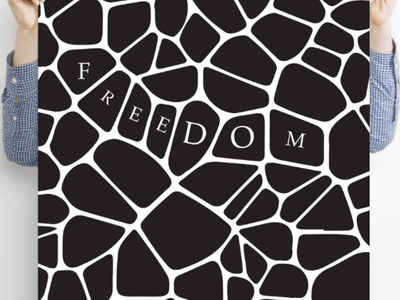 Freedom poster freedom