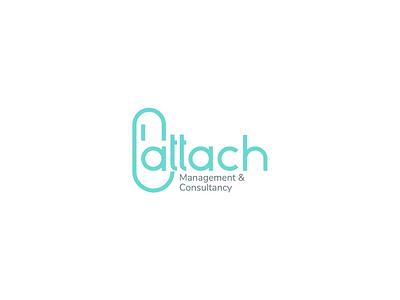 Attach consultant management logo