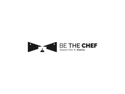 Be the Chef chef cooking cook logo