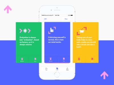 NeverGiveApp mobile app