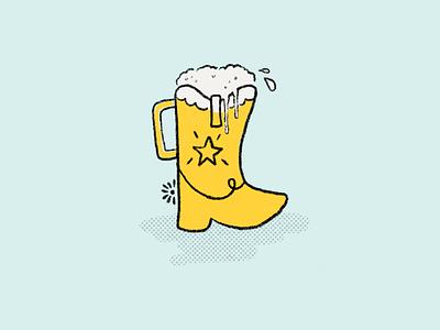 Cowboy Beer