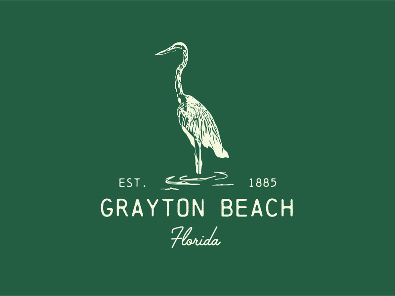 Grayton Beach Logo 2~