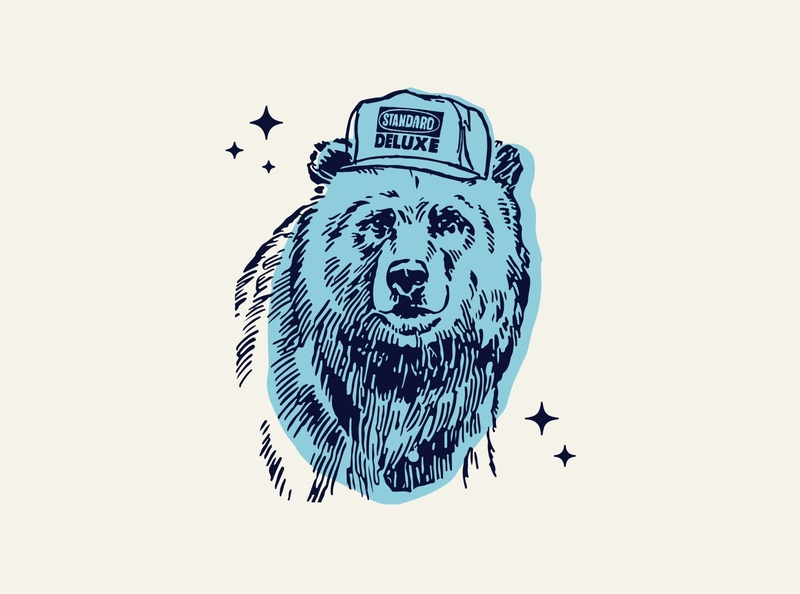 Standard Deluxe Bear