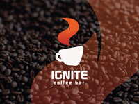 Ignite Coffee Bar logo