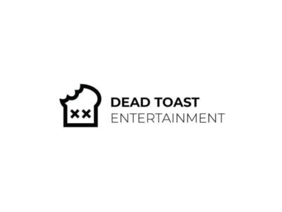 Dead Toast Entertainment logo concept