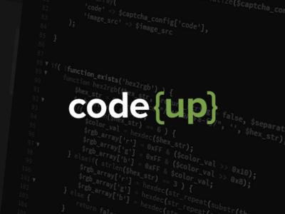 CodeUp logo reimagined