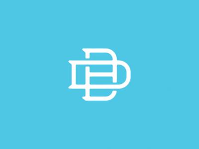 B + H + D monogram