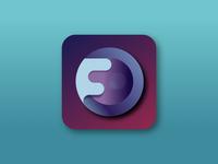 Daily UI Challenge #005 App Icon