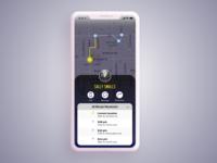 Daily UI Challenge #20 Location Tracker