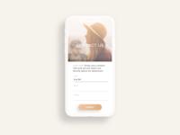Daily UI Challenge #28 ContactUs