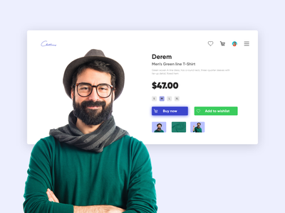 Product page design green adobexd ux ecommerce design ecommerce shop ecommerce app product design product page ecommerce ui website