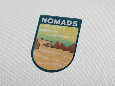 team nomads india ad-agency texture typography teamnomads logo design