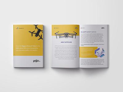 Case study design for GetFPV convertcart india getfpv casestudy typography branding design