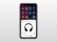 Pop Overlay! Bose iOS Integration – Day 016