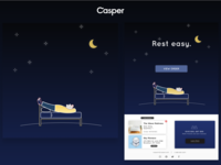 Email Receipt! Casper, rest easy – Day 017