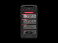 Leaderboard • Peloton App • Day 019