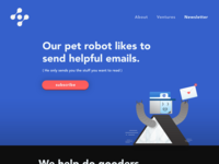 Subscribe • Pet Email Robot • Day 026
