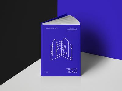 VILNIUS READS Branding