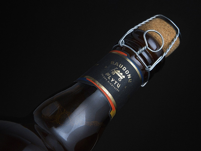 Limited Edition Beer Jam Session Label Design bottle letters typeface typography brewery packaging design label design label packaging beer packaging beer label beer