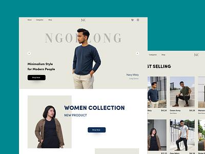 Ngoblong Kuy - Web Design website webdesign web uxdesign ux uidesign ui design desainweb