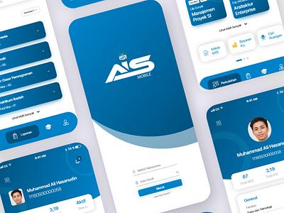 Redesign AIS Mobile App (Unofficial) appdesign landingpage mobile uidesign webdesign design ux ui