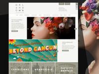 Orlando Museum of Art Web